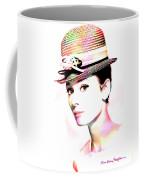 Audrey Hepburn 6 Coffee Mug