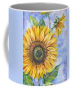 Audrey's Sunflower Coffee Mug