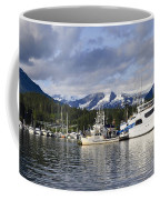 Auke Bay Harbor Coffee Mug