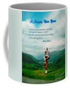 Auld Lang Syne Coffee Mug