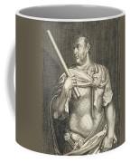 Aullus Vitellius Emperor Of Rome Coffee Mug by Titian
