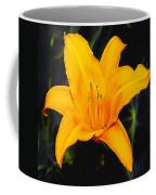 Aurelian Lily Coffee Mug