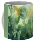 Aurora Borealis Abstract Coffee Mug