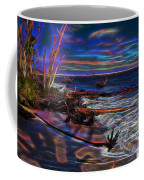 Aurora Borealis Over Florida Coffee Mug