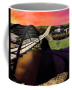 Austin 360 Bridge Coffee Mug