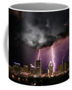 Austin Light Show Coffee Mug