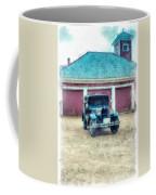 Austin Seven Watercolor Coffee Mug