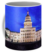 Austin State Capitol Building, Texas - Coffee Mug