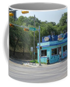 Austin Texas Congress Street Shop Coffee Mug