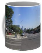 Austin Texas Congress Street View Coffee Mug