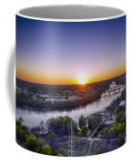 Austin Texas Sunset Hour Coffee Mug