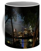 Austin Wooded Skyline Coffee Mug