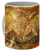Australia Ancient Aboriginal Art 1 Coffee Mug