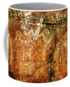 Australia Ancient Aboriginal Art 2 Coffee Mug