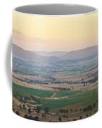Australian Country Panorama Coffee Mug