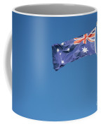 Australian Flag Outdoors Coffee Mug