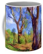 Australian Native Tree 2 Coffee Mug