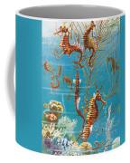 Australian Seahorses Coffee Mug