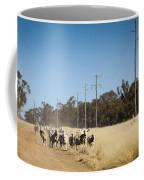 Australian Sheep Coffee Mug