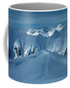 Austria Mountain Ischgl Coffee Mug