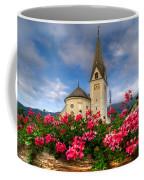 Austrian Church Coffee Mug