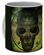 Authentic Skull Of The Vampire Callicantzaros Coffee Mug
