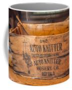 Auto Knitter Box Coffee Mug