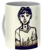 Autographed Drawing Coffee Mug