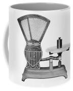 Automatic Computing Scale Coffee Mug