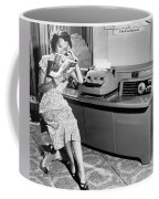 Automatic Typewriter Coffee Mug