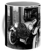 Automobile, 1916 Coffee Mug