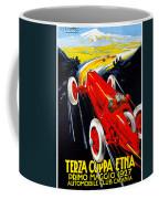 Automobile Club Catania Coffee Mug