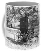 Automobile Duryea, 1893-94 Coffee Mug