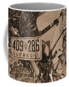 Automobile Graveyard Coffee Mug