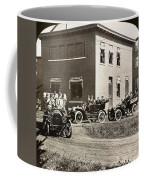 Automobiles, 1906 Coffee Mug