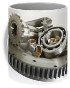 Automotive Clutch Parts Coffee Mug