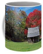 Autum For A Mountain Home Coffee Mug