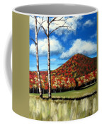 Autum Hill Coffee Mug