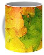 Autum Leaves Coffee Mug