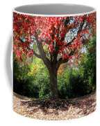 Autumn Ablaze Coffee Mug