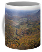 Autumn Across The Shenandoah Coffee Mug