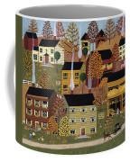Autumn Afternoon Coffee Mug by Medana Gabbard