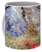 Autumn And Rocks Coffee Mug