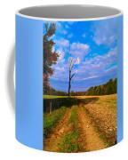 Autumn And The Tree Coffee Mug