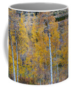 Autumn Aspens Coffee Mug by James BO  Insogna