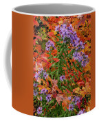 Autumn Asters Coffee Mug