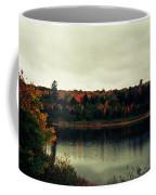 Autumn At Deer Lake Coffee Mug