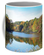 Autumn At Durand Coffee Mug