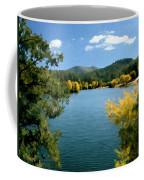 Autumn At Lynx Lake Coffee Mug by Kurt Van Wagner