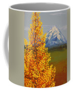 Autumn At Mt Shasta Coffee Mug
